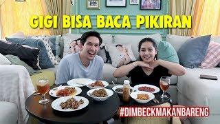 """Video #DimBeckMakanBareng Nagita """"Gue bisa baca pikiran Raffi""""!! MP3, 3GP, MP4, WEBM, AVI, FLV April 2019"""