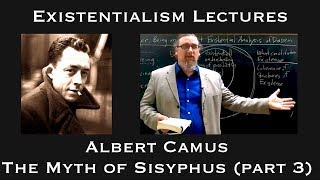 Existentialism and absurdity in the stranger and the myth of sisyphus by albert camus