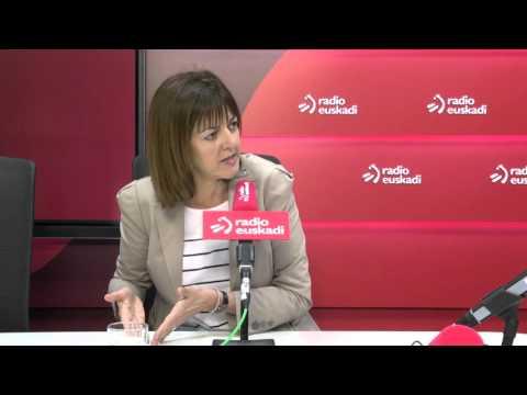 Entrevista a Idoia Mendia en Boulevard de Radio Euskadi [2016.03.14]