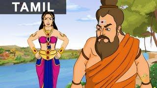 Kaveriyai Meeta Ganapathy - Ganesha - Animated / Cartoon Stories
