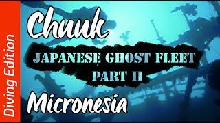 Part 2 of a technical diving trip I did back in December of 2008 to Chuuk (Truk) Lagoon in Micronesia. We explored the Japanese ...