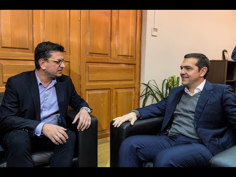 Video - Τσίπρας: Είμαι ανήσυχος πως ο δρόμος Πατρών - Πύργου θα πάει στις καλένδες (Video & Photos)