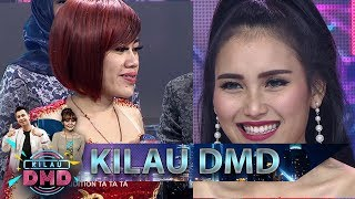 Download Video Ini Ekspresi Lucu Ayu Ting Ting Saat Lihat Tante Rambut Palsu - Kilau DMD (16/1) MP3 3GP MP4