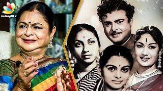 Video Gemini Ganesan Regrets his Marriage with Savitri ? : Kamala Selvaraj Interview | Nadigaiyar Thilagam MP3, 3GP, MP4, WEBM, AVI, FLV September 2018