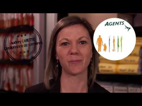 Agents 008 : Audrey, gestionnaire de carrière