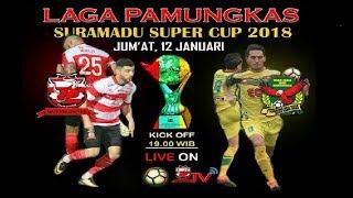 Video MADURA UNITED VS KEDAH FA - SURAMADU SUPER CUP 2018 MP3, 3GP, MP4, WEBM, AVI, FLV Januari 2018