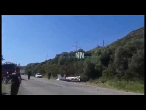Πτώση μονοκινητήριου αεροσκάφους στη Φωκίδα νεκροί οι δυο χειριστές