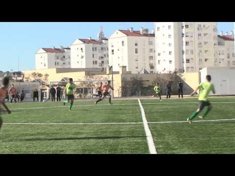Futebol Rio de Mouro vs Vila Verde (видео)