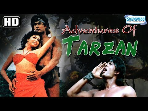Adventures Of Tarzan (HD) - Kimi Katkar - Hemant Birje - Hindi Full Movies - (With Eng Subtitles)
