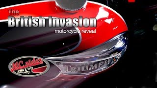 6. Triumph Bonneville T100 at MCrider
