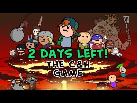 SKETCH-A-THON for The Cyanide & Happiness Adventure Game!