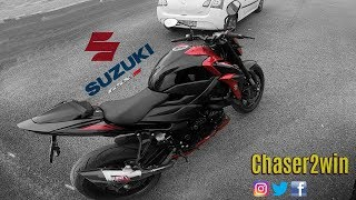 10. Review 2018 Suzuki GSX S 750 - Angels & Heroes tour
