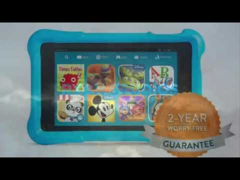 Review | Fire Kids Edition Tablet, 7