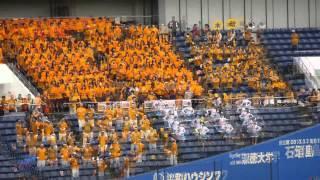 2014 関東秋大 木更津総合の応援メドレー
