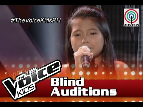 "The Voice Kids Philippines 2016 Blind Auditions: ""sayang Na Sayang"" By Antonette"
