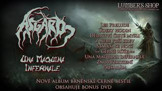 Video ASGARD - Una Maquina Infernale - 2017 ( Full Album Stream )