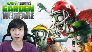 Video Plants Vs Zombies Garden Warfare - Indonesia Gameplay MP3, 3GP, MP4, WEBM, AVI, FLV Desember 2018