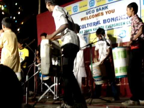 mondal - featuring India's Got Talent fame SANJAY MONDAL & GROUP for the auspicious occasion of SARASWATI PUJA by LAKETOWN KALINDI EVERGREEN CLUB 8 th February 2011, ...