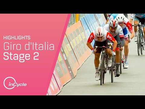 Giro d'Italia 2019 | Stage 2 Highlights | inCycle