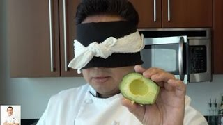 Blindfolded Sushi Making: California Roll  - How To Make Sushi Series by Diaries of a Master Sushi Chef