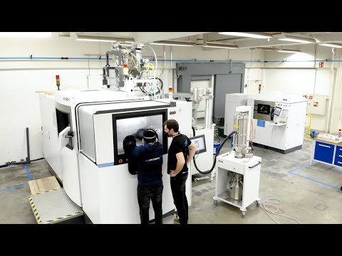 Behind the scenes: Isar Aerospace Manufacturing