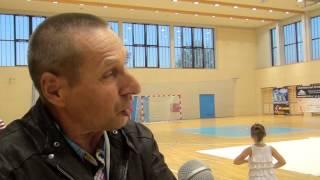 Wypowiedzi gości specjalnych po meczu Nbit Gliwice vs Solne Miasto Wieliczka