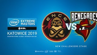 ENCE vs RNG, game 2