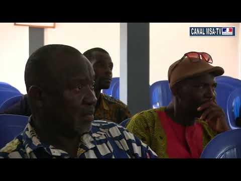 COTE D'IVOIRE: ANNONCE DES ACTIVITES DE LA PANAFCI A GAGNOA