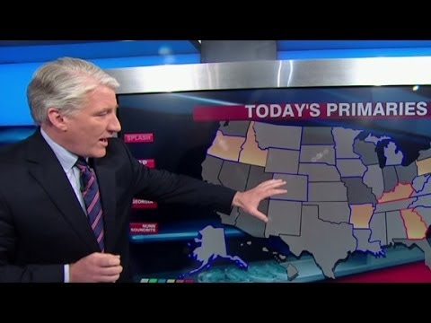 A look at the midterm primary elections