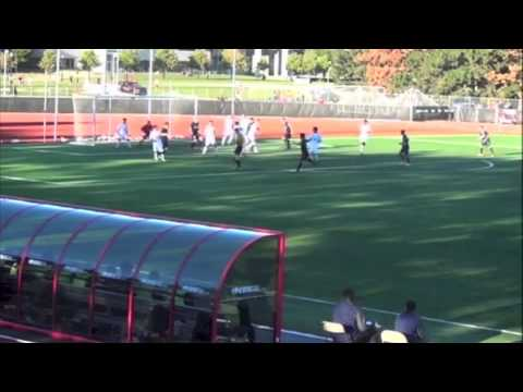 Men's Soccer Highlights vs. Northern Illinois