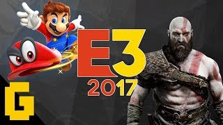 E3 2017 RECAP: Why we love it... Discover the next video games on PS4, Xbox One, Switch and PC.★Like this video if you want to see more episodes and comment below which clip you prefer.Don't forget to turn on notifications in order to not miss the next videos.►Submit a video : http://www.gamology.co/page/submission/►Follow us :YouTube: https://www.youtube.com/c/gamologyFacebook: https://www.facebook.com/thebestofgaming1/Instagram: http://www.imgsta.com/user/gamology►Games at E3:★ featured in this video:AnthemAssassin's Creed OriginsA Way OutBeyond Good and Evil 2Call Of Duty WWIIDays GoneDestiny 2Detroit Become HumanDishonored: Death of the OutsiderDragon Ball Fighter ZGod of WarHorizon Zero DawnQuake ChampionsMarvel Spider-ManMetro ExodusSea of ThievesShadow of WarShadow of the ColossusSkull and BonesSpider ManStar Wars Battlefront IIState of Decay 2Super Mario OdysseyThe Crew 2The Evil Within 2Uncharted 4: The Lost LegacyWolfenstein II★ not featured:Battlefield 1 in the name of Tsar (DLC)Black DesertBravo TeamCrackdown 3Deep Rock GalacticDoom VRFallout 4 VRFar Cry 5Fifa 18Forza Motorsport 7Just Dance 2018Life is Strange Before the StormMadden 18Mario + Rabbids Kingdom BattleMetroid Prime 4Monster Hunter WorldNBA Live 18Need For Speed: PaybackNHL 18Ni no Kuni 2The Last NightPES 2018PlayerUnknown Battleground (Xbox One X)Rocket League (Switch)Skyrim (Switch)South Park: Th Fractured But WholeStrange BrigadeSuper Lucky's TaleTacomaThe InpatientTransference...Thank you Electronic Arts, Microsoft, Bethesda, Ubisoft, Sony, and Nintendo, you are AMAZING :)♫Songs in order of appearance:- ● Music Released and Provided by Tasty ● Song Title: F.O.O.L - Afraid● Music Video: https://youtu.be/EoeA9gLwg4s● Label Channel: http://youtube.com/TastyNetwork- ● Music Released and Provided by Tasty ● Song Title: F.O.O.L - Slayer● Music Video: https://youtu.be/kgiotubgxA0● Label Channel: http://youtube.com/TastyNetwork● Album Download: http://tasty.network/001album- Moonshine Town by JR TundraCreative Commons — Attribution 3.0 Unported— CC BY 3.0https://creativecommons.org/licenses/...Music provided by FreeMusic109 https://youtube.com/FreeMusic109- Up In My Jam (All Of A Sudden) by - Kubbi https://soundcloud.com/kubbiCreative Commons — Attribution-ShareAlike 3.0 Unported— CC BY-SA 3.0 http://creativecommons.org/licenses/by-sa/3.0/Music provided by Audio Library https://youtu.be/tDexBj46oNIThank you for watching this video :)Edit by Guillaume & Sebastien from Gamology Sebastien, Gamology