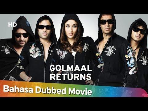 Golmaal Returns [2008] Ajay Devgn   Kareena Kapoor   Arshad Warsi   Shreyas Talpade   Tusshar Kapoor