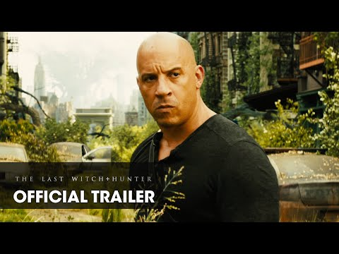 "The Last Witch Hunter (2015 Movie - Vin Diesel) NEW Official Trailer – ""Live Forever"""