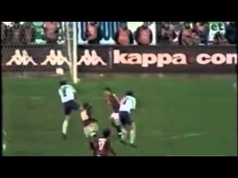 serie a 2000/01 - il goal di batistuta contro la fiorentina