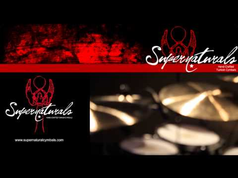 Supernatural Cymbals Diamond Drive