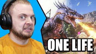 ARK! but when I die I end the stream...