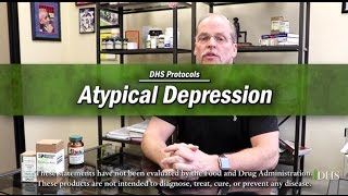 A lot of Americans today suffer from a condition caller Atypical Depression. People are not happy unless they are eating. You can...