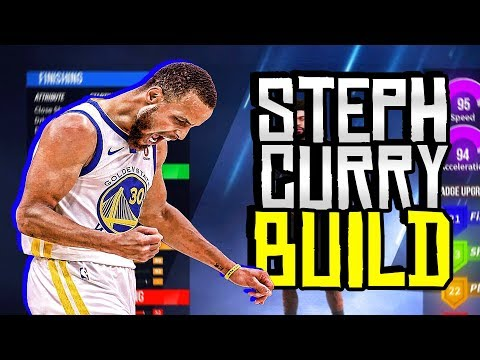 HOW TO MAKE A STEPHEN CURRY BUILD ON NBA 2K20 - BEST SHARPSHOOTING BUILD!
