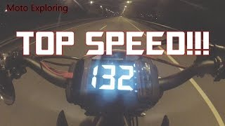 10. Honda CRF 450 Supermoto Top Speed!!!