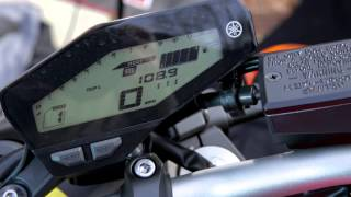 1. Moto Apex Presents: Yamaha FZ 09 2014 Naked Bike