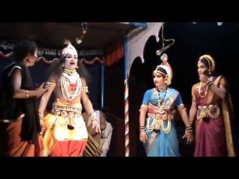 Video Yakshagana -- Radha vilasa - Yalaguppa as Radha download in MP3, 3GP, MP4, WEBM, AVI, FLV January 2017