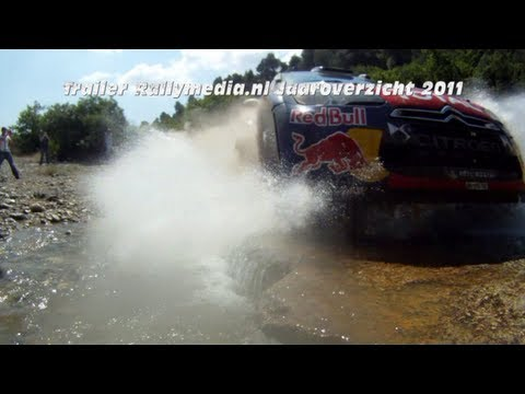 Best of Rally 2011 – Trailer Rallymedia.nl Annual Review 2011