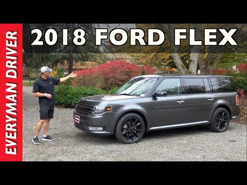 Here's The 2018 Ford Flex 3-row 7 Passenger Suv Review On Everyman Driver