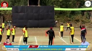Late — JITU BHAI SMRUTI CHASHAK 2019 (NEWALI)