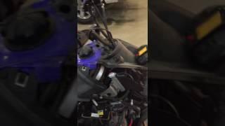 5. Yamaha Nytro Engine