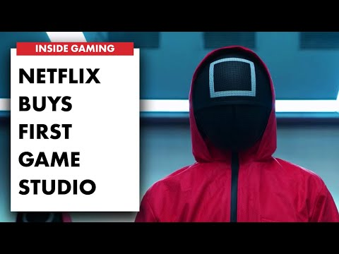 Netflix buys first game studio, now what?