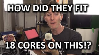 18 Core CPUs!? - Intel Xeon E5 2699 v3 Processor Overclocking & Testing