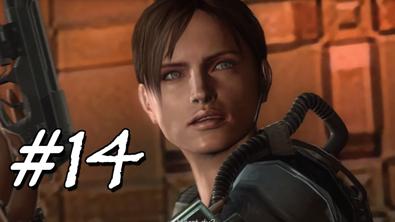 [Let's Play] Resident Evil Revelations – 14 – Panik!