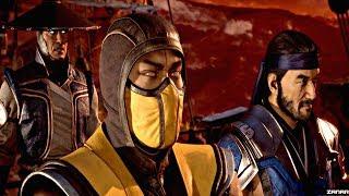 Video MORTAL KOMBAT 11 - Raiden Army vs Kronika's Army Final Battle Epic Scene (MK11 2019) PS4 Pro MP3, 3GP, MP4, WEBM, AVI, FLV Agustus 2019