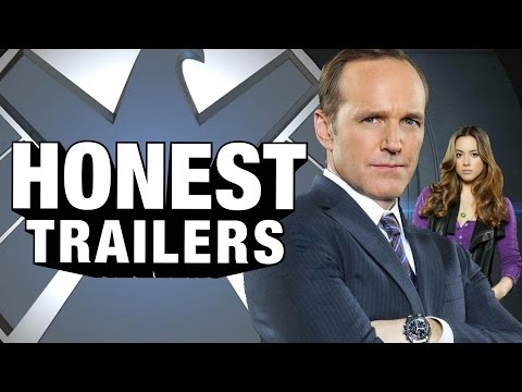 An Honest Trailer for Marvel  s Agents of